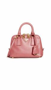 What Goes Around Comes Around Prada Lux Promenade Mini Bag