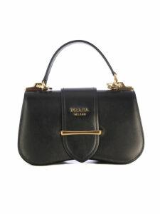 Prada Sidonie Calf Leather Bag