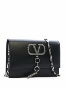 Valentino Garavani Leather Vcase Bag