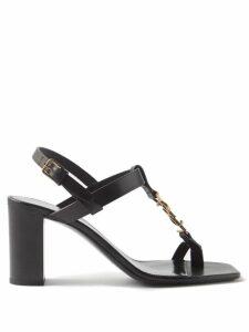 Belize - Kaia Floral Print Cotton Seersucker Wrap Dress - Womens - Navy Print
