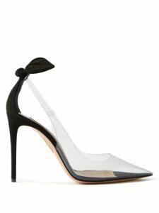Lisa Marie Fernandez - Ruched Metallic Jersey Mini Skirt - Womens - Gold