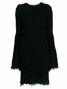 JEAN PAUL GAULTIER PRE-OWNED '1990s knitted dress - Black