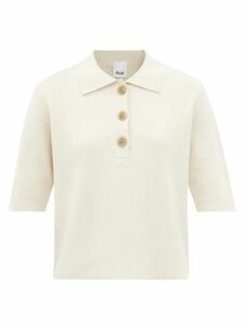 Joseph - Slim Fit Cashmere Sweater - Womens - Beige