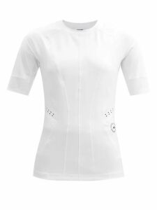 Raey - Empire-waist Hippy Floral-print Cotton Maxi Dress - Womens - Yellow Print