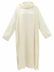 Max Mara Studio - Abazia Coat - Womens - Navy