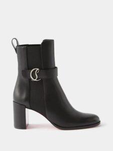 Raey - Balloon Sleeve Linen Smock Dress - Womens - Pink