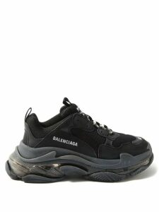 Emma Willis - Jermyn Bengal Stripe Linen Shirt - Womens - Blue White
