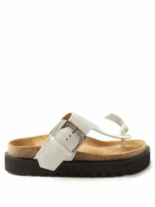 Goat - Imelda Cotton Blend Guipure Lace Gown - Womens - Light Pink