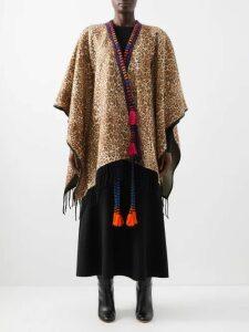 Emma Willis - Linen Shirt - Womens - Light Blue