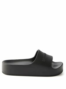 Altuzarra - Tamourine Asymmetric Printed Gown - Womens - Multi