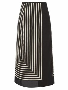 Dolce & Gabbana - Crystal Button Paisley Brocade Coat - Womens - Pink White