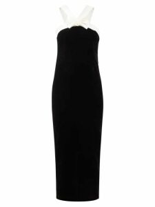 Moncler - Parana Hooded Down Filled Coat - Womens - Green Multi