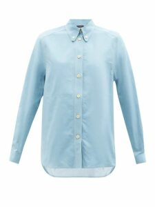 Paco Rabanne - Geometric Metallic Jacquard Dress - Womens - Multi