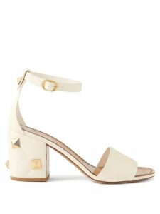 Alexander Mcqueen - Colour Block Single Breasted Wool Blazer - Womens - Navy Multi