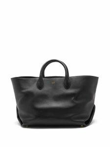 Vaara - Molli Contrast Trim Bodysuit - Womens - Black Cream