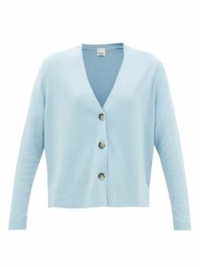The Row - Margaux 17 Large Leather Tote Bag - Womens - Dark Brown