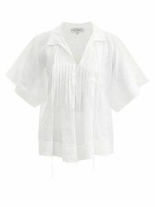 Rosantica By Michela Panero - Sicilia Tile Cage Frame Bucket Bag - Womens - Gold Multi