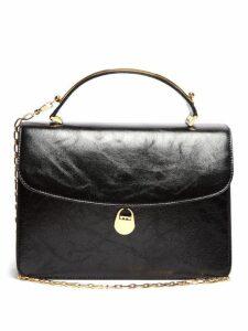 Bienen-davis - Charlie Leather Bag - Womens - Black