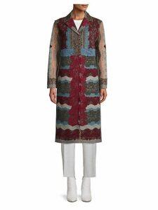 Macramé Coat