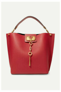 Valentino - Valentino Garavani Escape Textured-leather Tote - One size