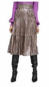Ba & sh Poly Skirt