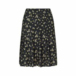 Jigsaw Forget Me Not Pleated Skirt