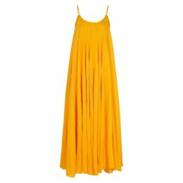 Three Graces Mabelle Amber Ramie Maxi Dress