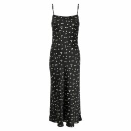 Bec & Bridge Miss Daisy Printed Silk Midi Dress