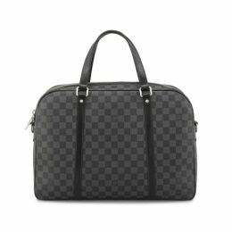 Louis Vuitton Black Damier Graphite Jorn