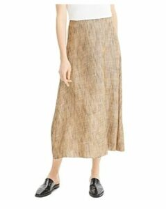 Theory Volume Midi Skirt