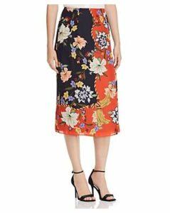 Kobi Halperin Mercier Printed Skirt