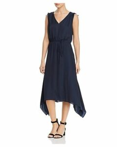 Vince Camuto Tie-Shoulder Handkerchief Dress - 100% Exclusive