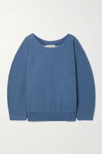 Zimmermann - Verity Lace-trimmed Floral-print Fil Coupé Cotton Mini Dress - Blue