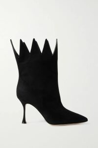 Faithfull The Brand - Jeanette Floral-print Crepe Mini Dress - Yellow