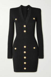Haney - Sara Cutout Draped Satin-jersey Dress - Red