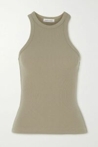Haney - Lilly Ruffled Silk-crepe And Satin Mini Dress - Bright pink