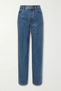 IRO - Viktor Leather Biker Jacket - Black