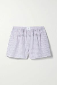 Anna Mason - Kristina Broderie Anglaise And Swiss-dot Cotton Midi Dress - Blue