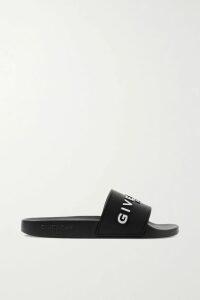 Gabriela Hearst - Polka-dot Silk-twill Midi Dress - Navy