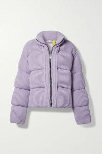 Les Rêveries - Tie-front Leopard-print Silk-crepe Maxi Dress - Pink
