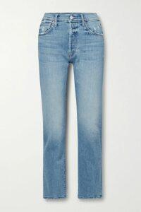 Les Rêveries - Asymmetric Floral-print Silk-crepe Midi Dress - Pink