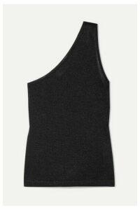 Missoni - One-shoulder Lurex Top - Black
