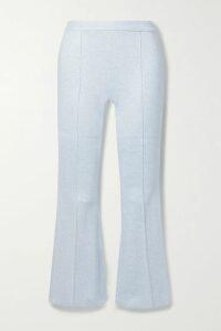 Ulla Johnson - Kiara Embellished Linen And Cotton-blend Blouse - Black