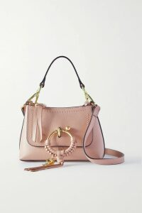 Georgia Alice - Snake-effect Faux Leather Trench Coat - Snake print