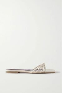 Georgia Alice - Honolulu Oversized Tie-dyed Cotton-jersey T-shirt - Blue