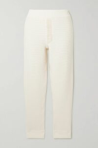 McQ Alexander McQueen - Hooded Printed Cotton-jersey And Crepe Midi Dress - Black
