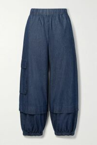 Maison Margiela - Mélange Wool Turtleneck Sweater - Claret