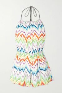 Naeem Khan - Strapless Sequin-embellished Tulle Gown - Gunmetal
