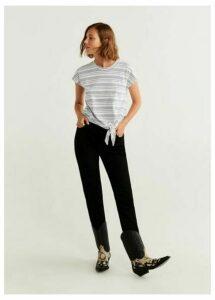 Knot organic cotton t-shirt