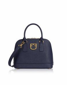 Furla Designer Handbags, Fantastica S Dome Satchel Bag